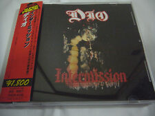 DIO-Intermission JAPAN Press w/OBI Black Sabbath Rainbow Ozzy Osbourne Elf