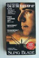 Sling Blade VHS Video Tape 1996