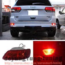 Rear LED Brake/Turn signal Lamp/Tail Fog Light kit for Jeep Grand Cherokee 11-16
