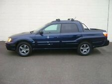 2005 Subaru Baja Turbo Crew Cab Pickup 4-Door