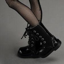 Dollmore 12inch doll shoes Anfan Fri Boots (Black) banji/blythe size sho