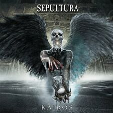 SEPULTURA-KAIROS (W/DVD) (BONUS TRACKS) (DLX)  CD NEW