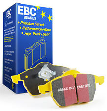 EBC YELLOWSTUFF BRAKE PADS REAR DP4370R FOR AUDI 80 1.8 1987 - 1990