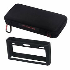Hard Carrying Case & Soft Cover For Bose Soundlink 3 Wireless Bluetooth Speaker