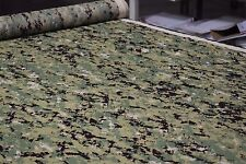 "AOR2 Camo Outdoor 1.6 OZ. Nylon Ripstop Military Spec 62""W Fabric Poncho Liner"