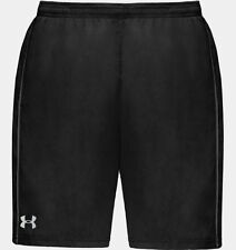 UNDER Armour MENS Shorts XL Gray HEAT Gear SIZE Sz TRANSIT Short 1100240 RUNNING