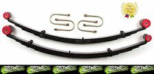 "1984-2001 Jeep Cherokee XJ Zone 3"" Rear Lift Leaf Springs Kit for Dana 35"