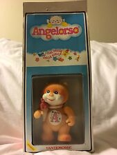1983 Care Bears orange (angelorso) Italy poseable mib