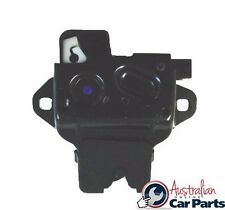 COMMODORE VE BOOT LOCK MECHANISM & ACTUATOR SEDAN 2006-2014 GENUINE HOLDEN NEW