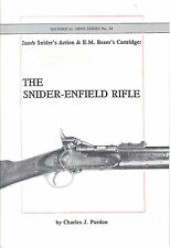 Jacob Snider's Action & Boxer Cartridge Snider Enfield Rifle Booklet Wars