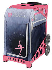 "Zuca ""ICE DREAMZ LUX"" Insert Bag with PINK Frame - Perfect School Bag!"