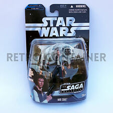 STAR WARS Kenner Hasbro Action Figure - SAGA COLLECTION BLACK - Han Solo