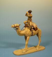 Lineol/Elastolin-Deutsches Reich-fuerza de protección en jinete kamel – 7cm serie