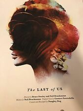 Olly Moss Jay Shaw The Last Of Us Poster Sold Out Screenprint SDCC Mondo