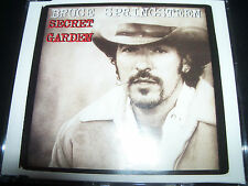 Bruce Springsteen Secret Garden Rare Austrlian 4 Track CD Single Incl Live Track
