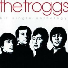 THE TROGGS - THE HIT SINGLE ANTHOLOGY  CD  18 TRACKS BEAT POP BEST OF/HITS  NEU