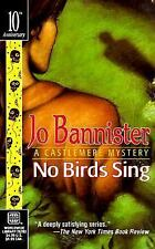 No Birds Sing (A Castlemere Mystery), Jo Bannister, Acceptable Book