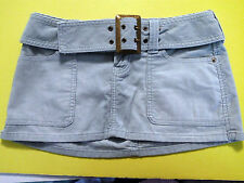 ABECROMBIE & FITCH LADIES TEENAGER TEEN WOMENS SKIRT SEXY DIVA SUMMER SHORT NICE