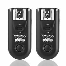 Yongnuo RF-603 2.4GHz Radio Wireless Remote Flash Trigger Shutter C3  for Canon