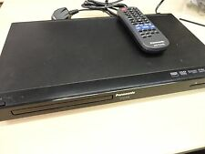Panasonic DVD-S38 DVD / CD Player Multi-Region Region Free