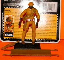 GIJOE 25TH DOC MEDIC MAIL AWAY LOOSE COMPLETE