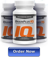 Brain Plus IQ - 60 Capsules