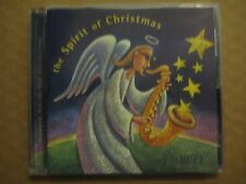 THE SPIRIT OF CHRISTMAS 1999 RARE AUSSIE OOP CD - NEAR MINT