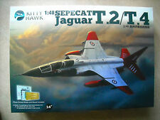 Kitty Hawk 1/48 Sepecat Jaguar  T.2/T.4