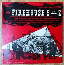 VARIOUS ARTISTS Firehouse Five Plus Two LP/USA
