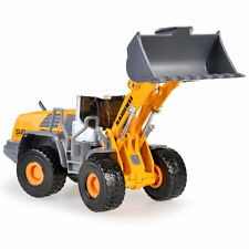 New 1:50 Scale Diecast Large Forklift Truck Construction Vehicle Cars Model Toys