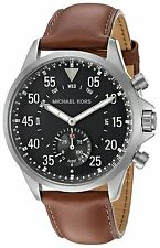 Michael Kors Access Hybrid Brown Gage Smartwatch MKT4001