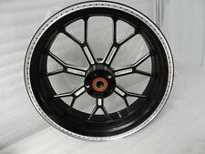 NEW HARLEY DYNA ROLAND SANDS 18X5.5 DEL MAR REAR WHEEL 1259-7814R-DEL-SMB