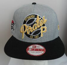 Pittsburgh Pirates MLB 9 FIFTY Cappellino New Era NUOVISSIMA LINEA UOMO Piccolo/Medio
