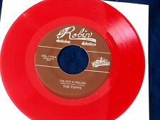 TOPPS~ WON'T YOU COME HOME BABY~ MINT~ RED WAX~ I'VE GOT A FEELING~ ~ DOO WOP 45