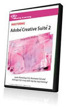 Learn Creative Suite 2 - Photoshop, Illustrator, InDesign