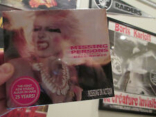 MISSING PERSONS - Dale Bozzio Missing In Action CD Hello Hello Walking in L.A.