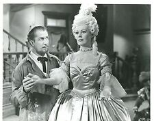 VINCENT PRICE PHYLLIS KIRK HOUSE OF WAX 1953 VINTAGE PHOTO R70 #4