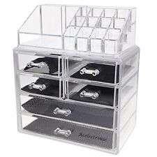 Makeup/Jewellery 6 Draw Organiser Acrylic