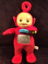 "TELETUBBIES PO STAND UP 15"" TALKING DANCING LIGHT UP MUSICAL DOLL 2004"
