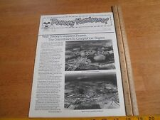 Disney Newsreel WED MAPO Employees magazine 1981 EPCOT Countdown to completion
