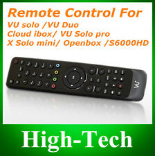 Replacement VU DUO,SOLO, Solo Mini AND CLOUD I BOX S6000 only , REMOTE CONTROL