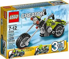 LEGO Creator 3-in-1 31018 Highway Cruiser - New and Factory Sealed