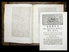 1785 Illegal bookselling sequestration of books in Nancy