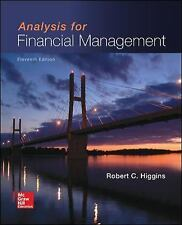 NEW Analysis for Financial Management (11th Edition) (Global Edition)