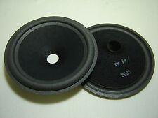 """Pair 8"""" Paper Cones - Speaker Parts - 3922"""