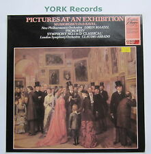 CC 7576 - MUSSORGSKY - Pictures At An Exhibition MAAZEL New PO - Ex LP Record