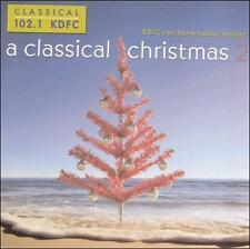 KDFC: A Classical Christmas 2, New Music