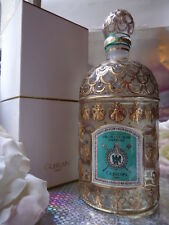 GUERLAIN EDC IMPERIALE HUGE 1 Litre SEALED VINTAGE 1980s 24ct GOLDEN BEE BOTTLE
