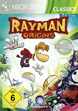Xbox360 Rayman Origins - Classics Party Spiel 1-4 Spieler Coop Koop Game deutsch