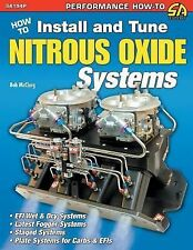 How to Install and Tune Nitrous Oxide Systems by McClurg, Bob